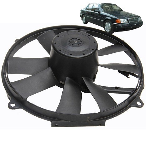EXTRA FAN MERCEDES BENZ C-CLASS W202 Double Fan